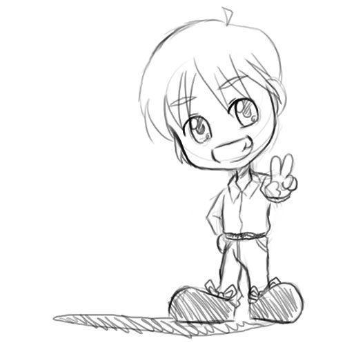 comment dessiner un manga facile