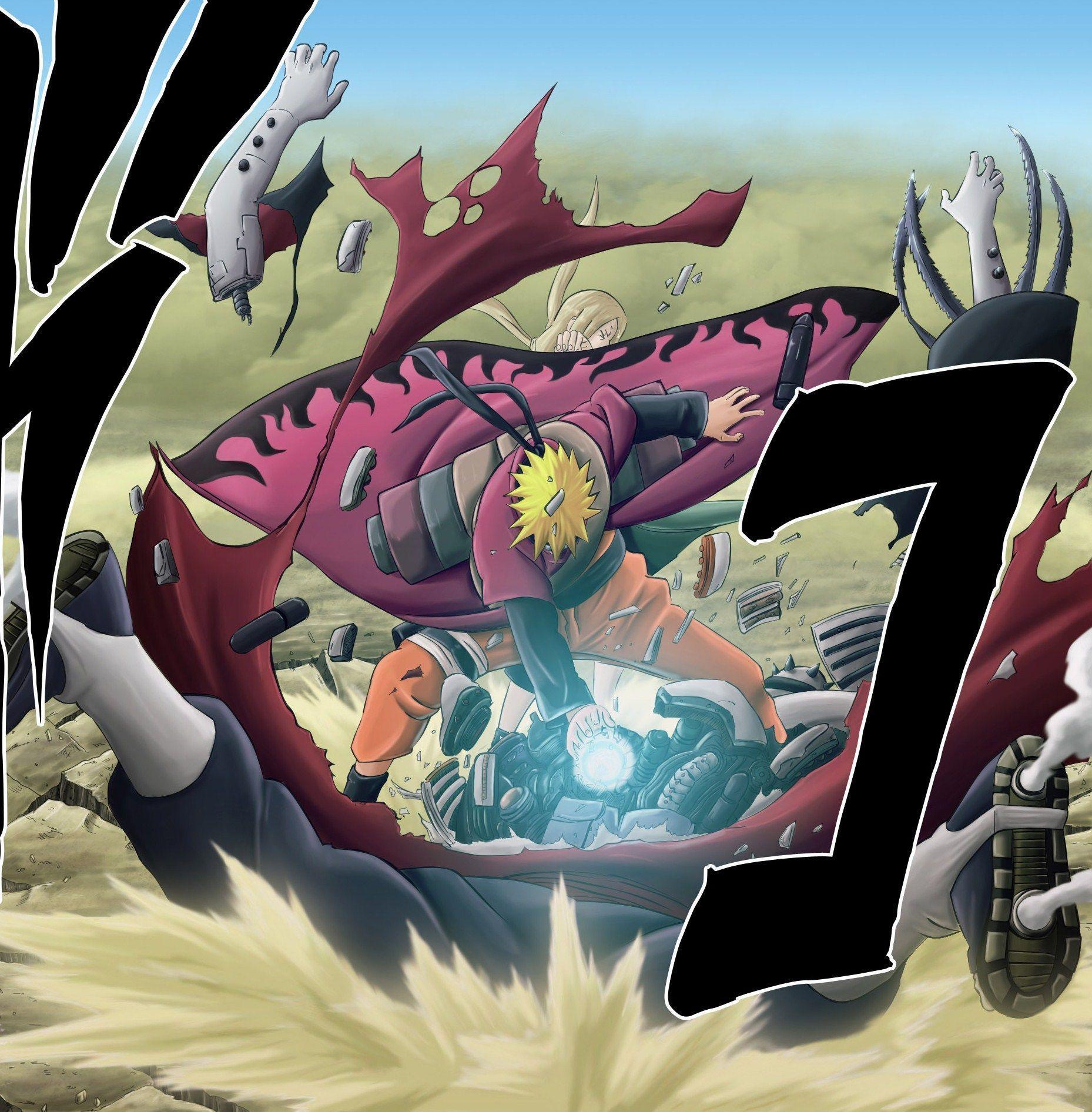 Naruto vs pein - Comment dessiner madara uchiwa ...