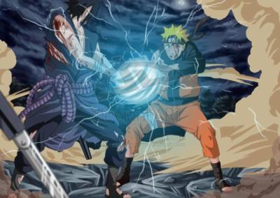 Naruto et sasuke - Comment dessiner madara uchiwa ...
